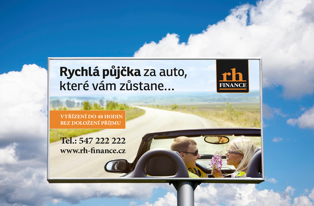 Billboardy RH Finance